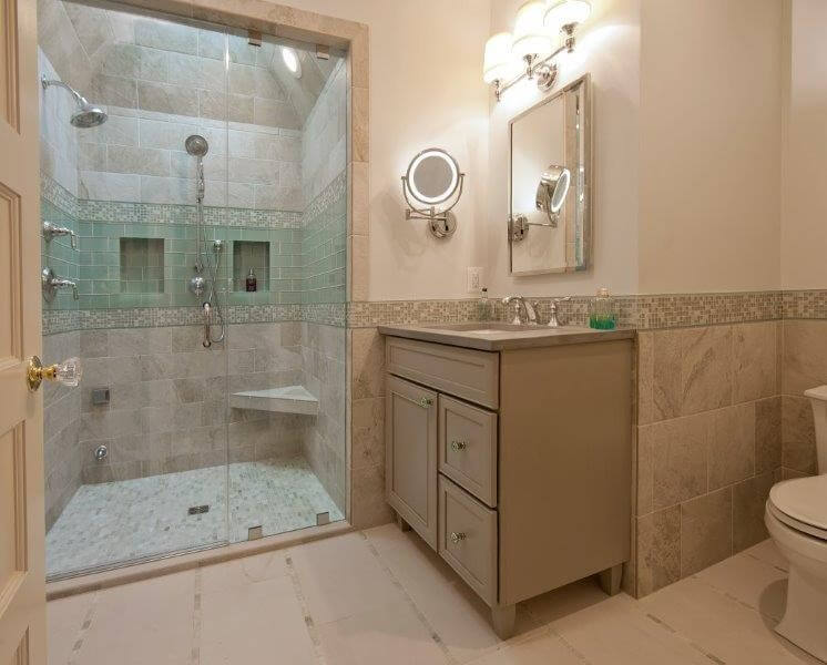The Point Checklist For Your DC Bathroom Remodeling Project - Materials for bathroom renovation
